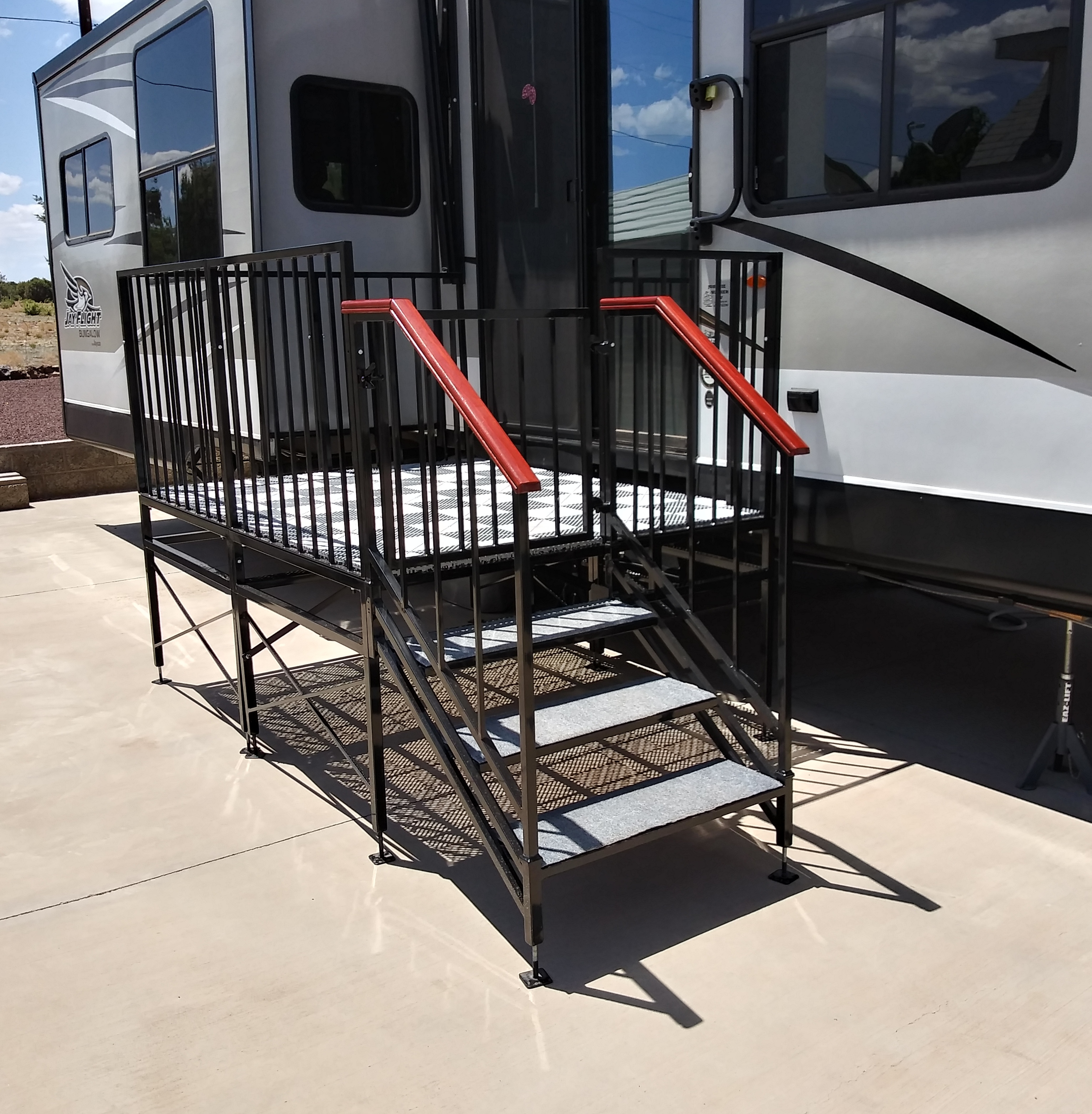 Rv: HCCR RV Products Decks And Stairs Home Page